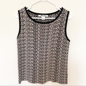 Nygard Collection Knit Sleeveless Top!